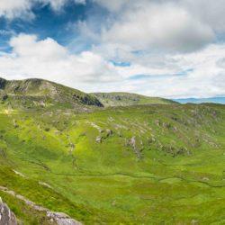 Gleninchaquin cummenloughaun valley